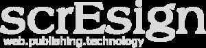 scrEsign Web Publishing Technology